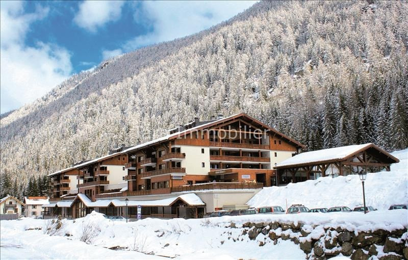 Vente appartement Vallorcine 316 800€ - Photo 8