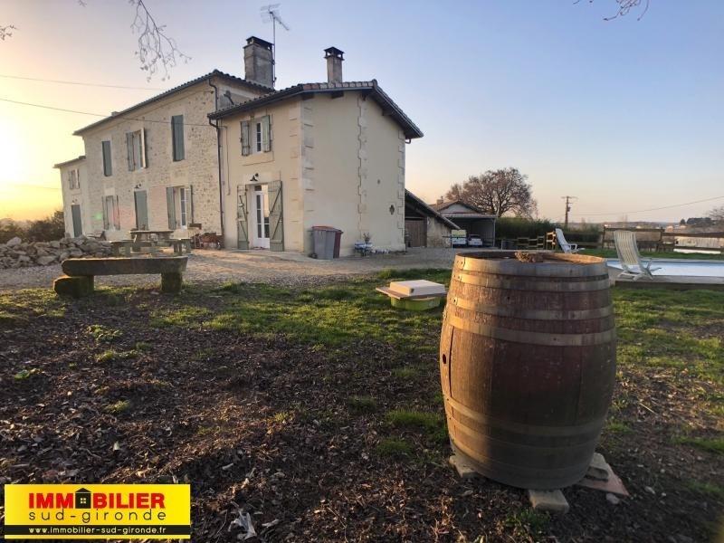 Vente maison / villa Langon 395000€ - Photo 2
