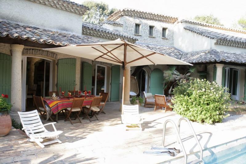 Vente de prestige maison / villa Aubais 950000€ - Photo 5