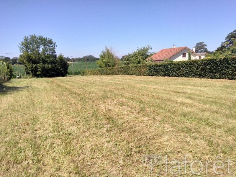 Vente terrain Polliat 74 000€ - Photo 1