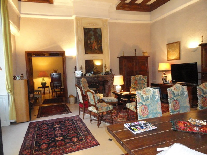 Deluxe sale private mansion Angers 630000€ - Picture 6