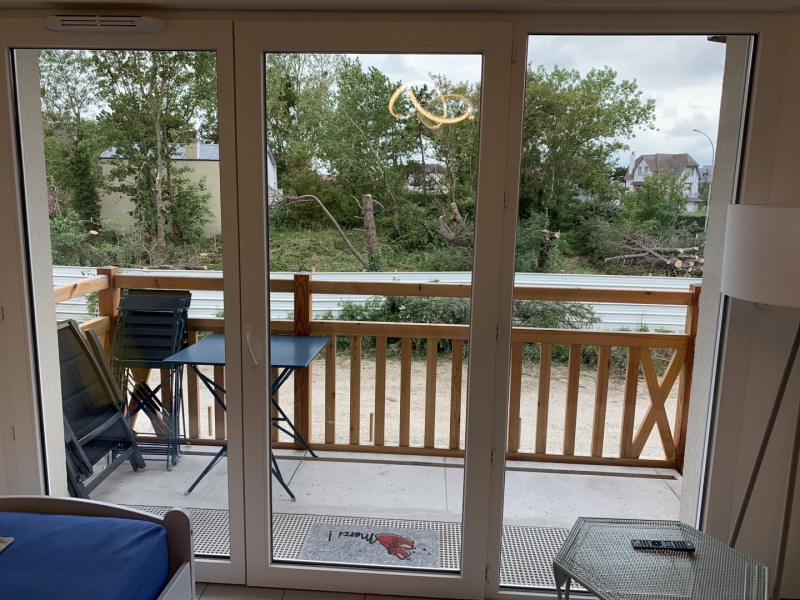 Verkoop  appartement Benerville sur mer 173000€ - Foto 6