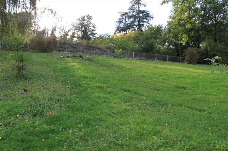 Vendita terreno Eyzin pinet 110000€ - Fotografia 2
