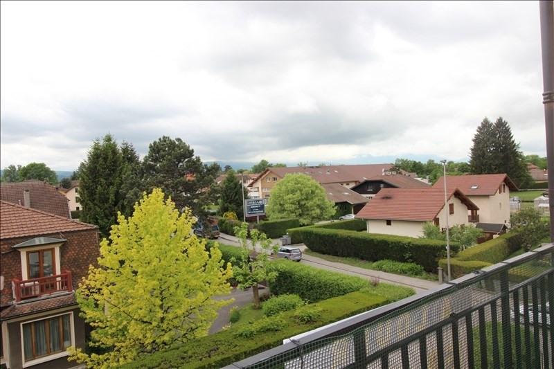 Rental apartment Bonneville 765€ CC - Picture 1