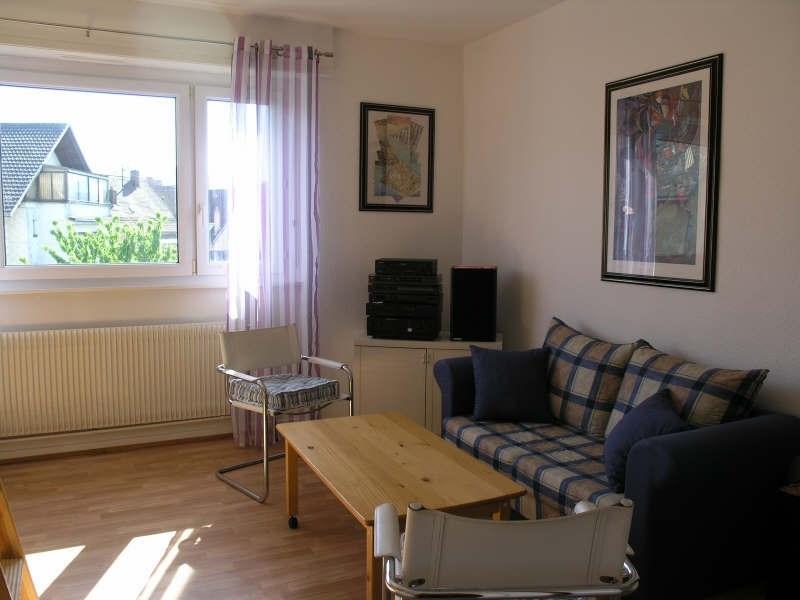 Rental apartment Saverne 420€ CC - Picture 1