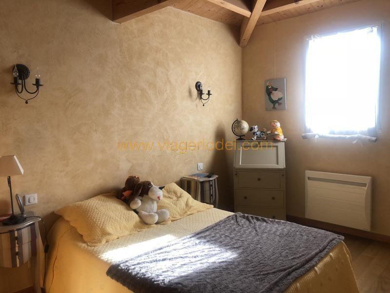 Vendita nell' vitalizio di vita casa Marsilly 160000€ - Fotografia 6