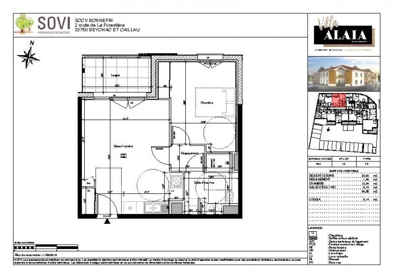 Vente appartement Biscarrosse 169000€ - Photo 2
