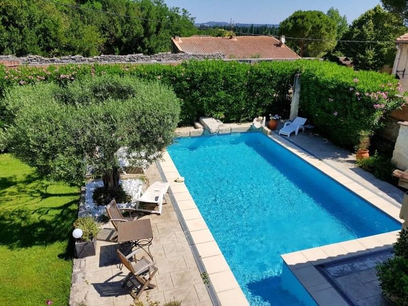 Produit d'investissement maison / villa Barbentane 545000€ - Photo 1