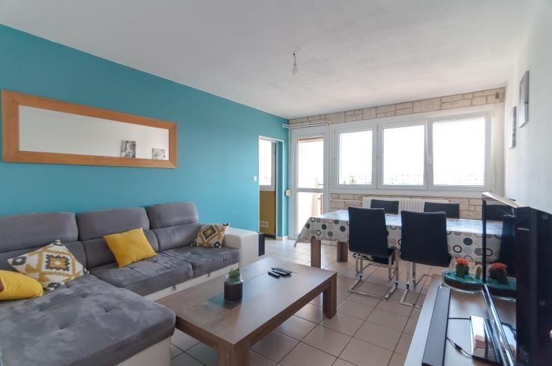 Sale apartment Luneville 75000€ - Picture 1