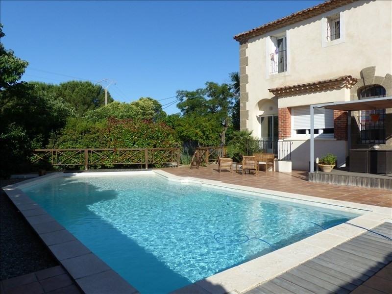 Vente de prestige maison / villa Servian 498000€ - Photo 2