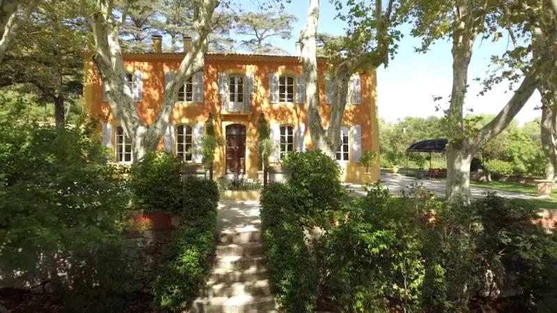 Deluxe sale house / villa Aix en provence 4500000€ - Picture 1
