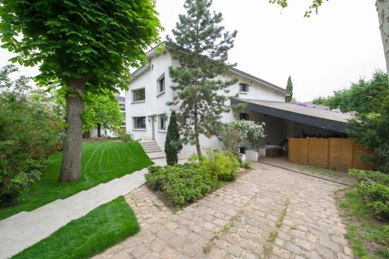 Maisons-laffitte parc - propriété 5 chambres - terrain 1457m²