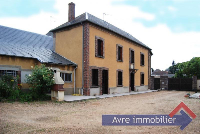 Sale house / villa Verneuil d'avre et d'iton 176000€ - Picture 2