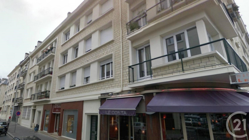 Rental apartment Caen 722€ CC - Picture 1