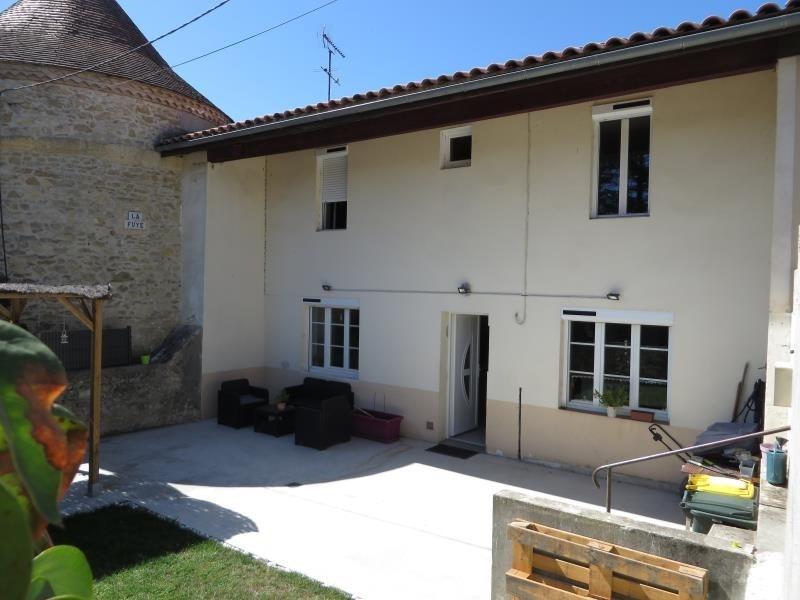 Vente maison / villa Sauveterre de guyenne 180000€ - Photo 1