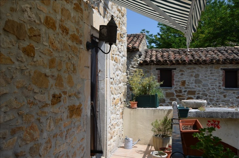 Sale house / villa Vallon pont d'arc 315 000€ - Picture 7
