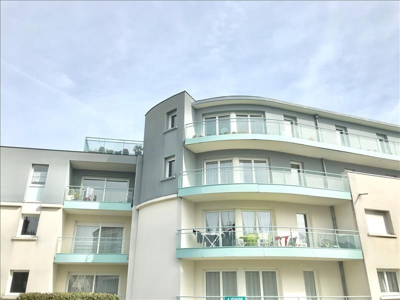 Sale apartment St brieuc 131950€ - Picture 6