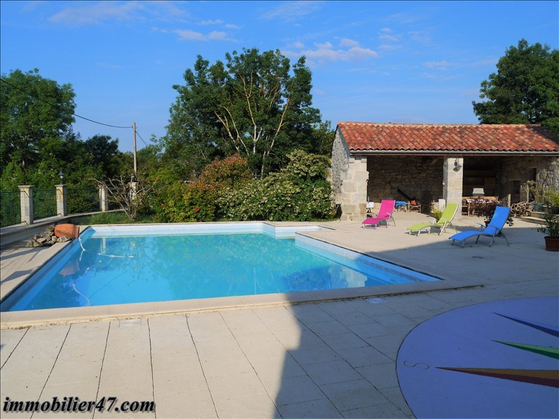 Vente maison / villa Prayssas 470 000€ - Photo 15