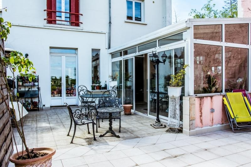 Venta  casa Nanterre 885000€ - Fotografía 2