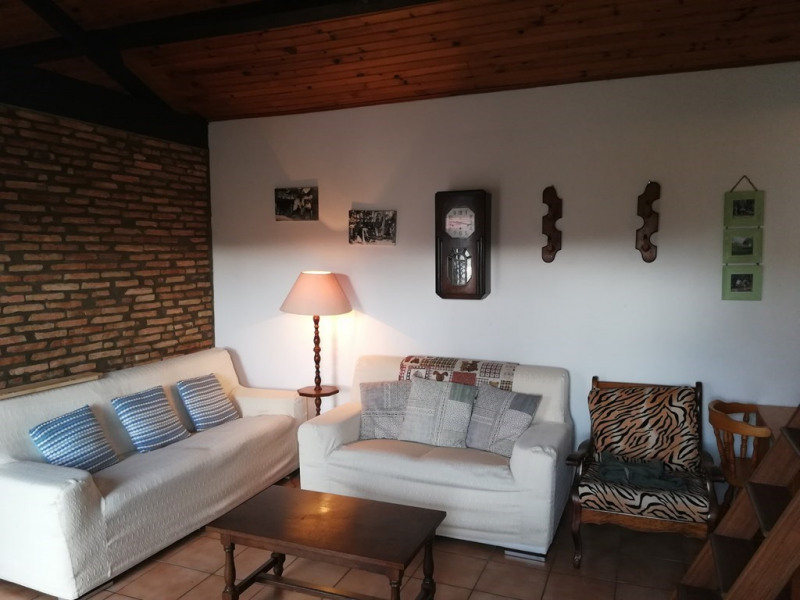 Vacation rental house / villa Biscarrosse 490€ - Picture 1