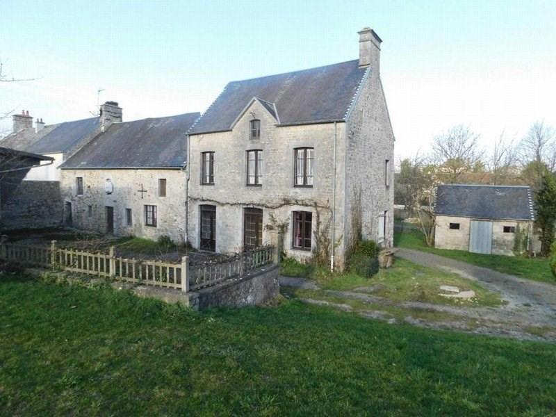 Maison en pierre - 3 chambres - Jardin