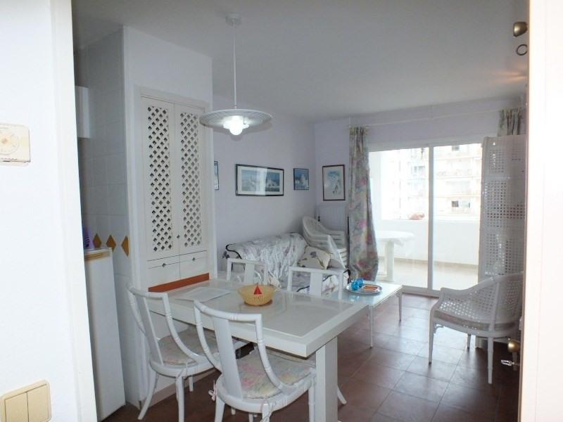 Venta  apartamento Roses santa-margarita 116000€ - Fotografía 1