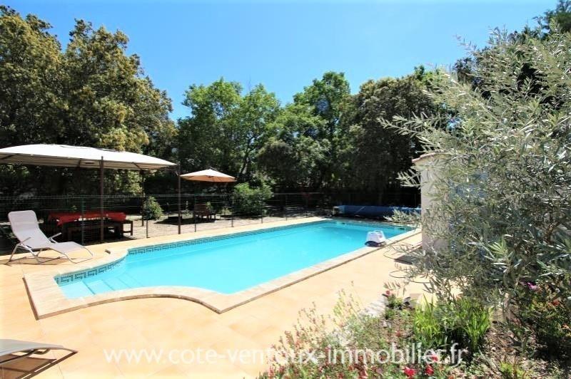 Sale house / villa St didier 360000€ - Picture 4
