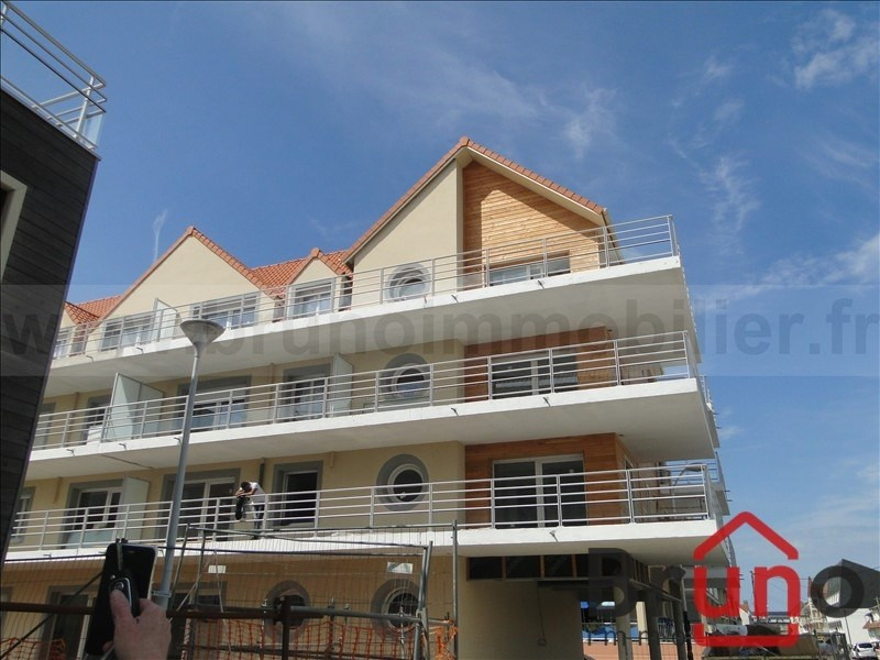 Vente appartement Fort mahon plage 167 000€ - Photo 1