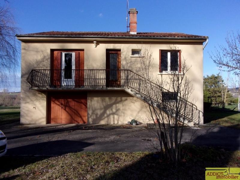 Vente maison / villa Briatexte 149900€ - Photo 1