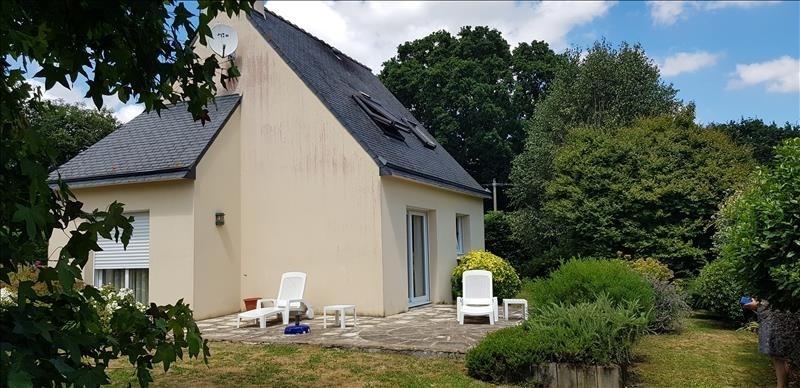 Verkoop  huis Fouesnant 201400€ - Foto 2