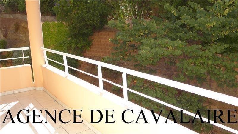 Sale apartment Cavalaire sur mer 174000€ - Picture 1