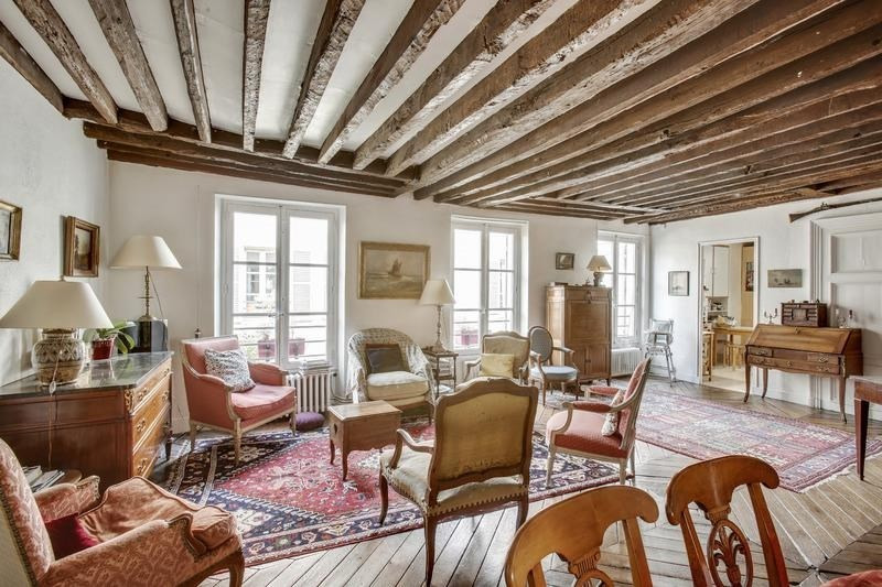 Vente appartement Versailles 820 000€ - Photo 1