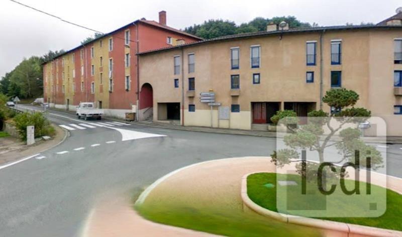 Produit d'investissement immeuble Amplepuis 330750€ - Photo 1
