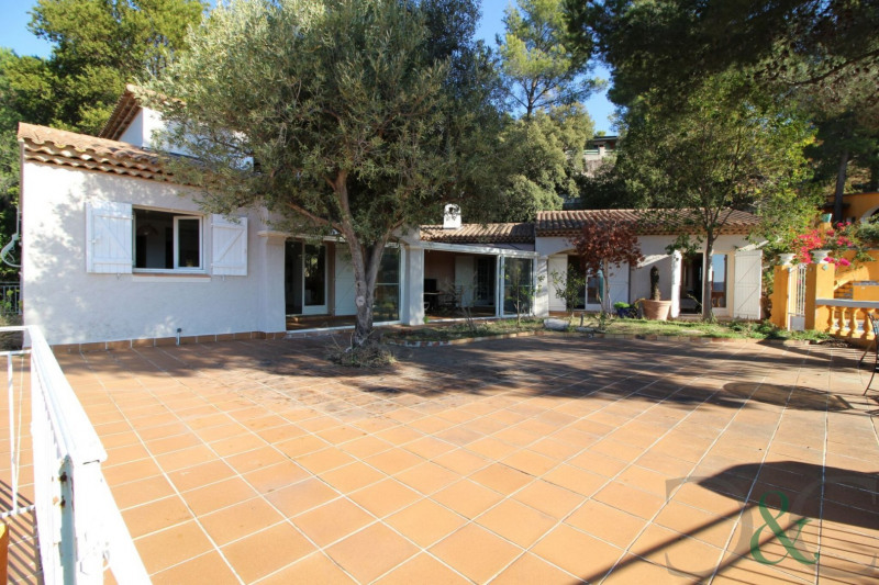 Immobile residenziali di prestigio casa Bormes les mimosas 820000€ - Fotografia 4