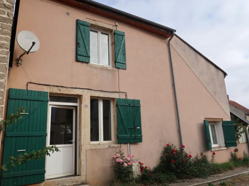 Vente maison / villa Chailly sur armancon 88000€ - Photo 1