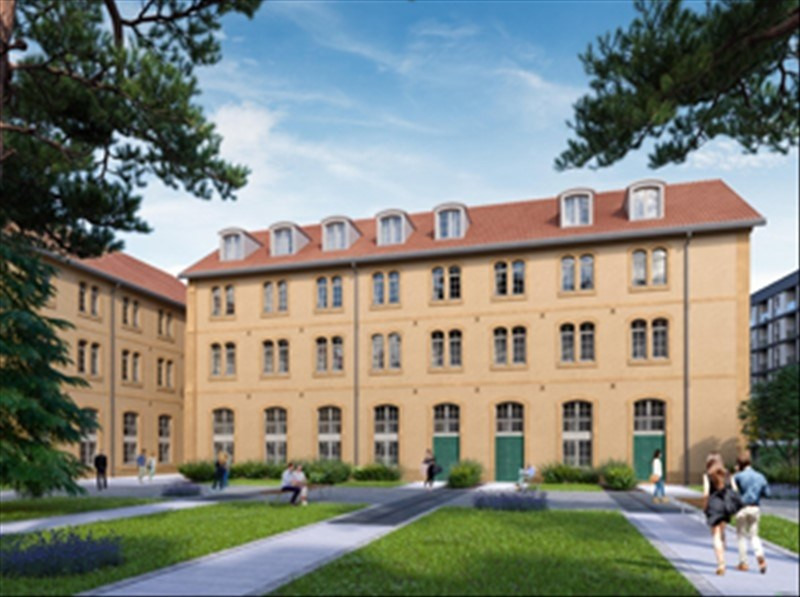 Verkoop  appartement Metz 243500€ - Foto 1