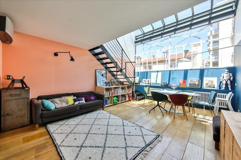 Venta de prestigio  casa Montrouge 1095000€ - Fotografía 2