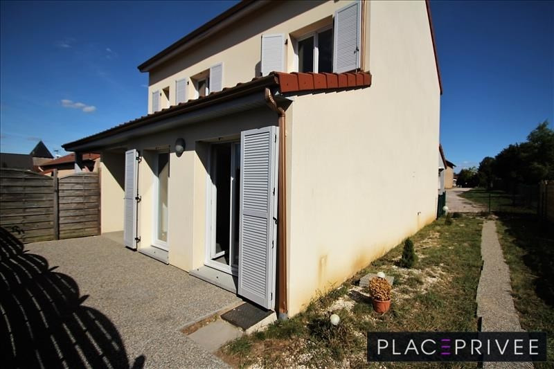 Venta  casa Fleville 209000€ - Fotografía 2
