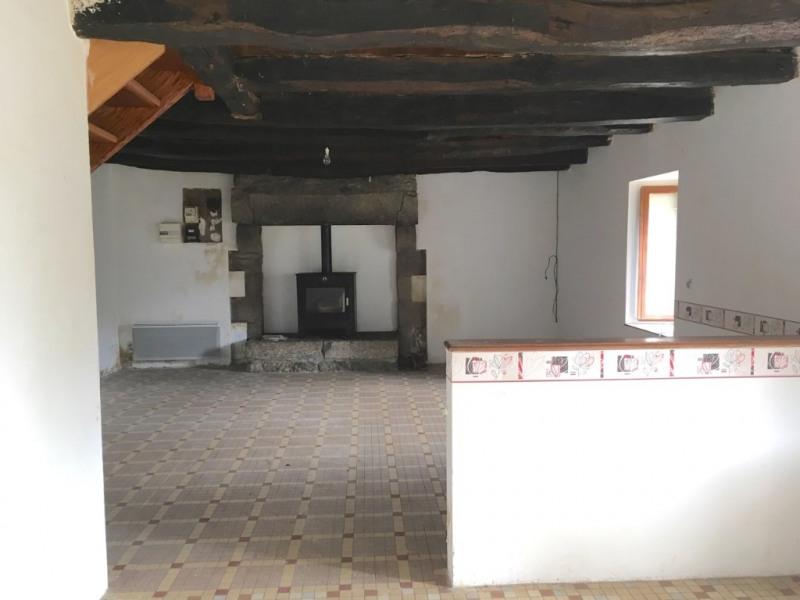 Sale house / villa Saint nicolas du pelem 56600€ - Picture 2