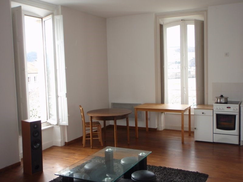 Vente appartement St vallier 92000€ - Photo 2