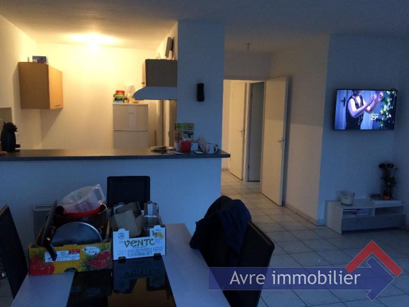 Rental apartment Verneuil d'avre et d'iton 480€ CC - Picture 2