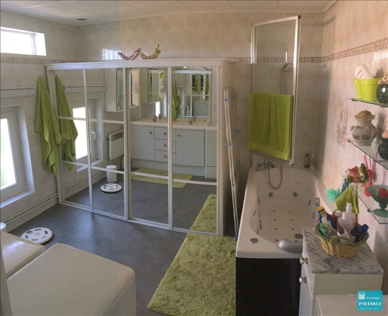 Vente maison / villa Morangis 374000€ - Photo 7