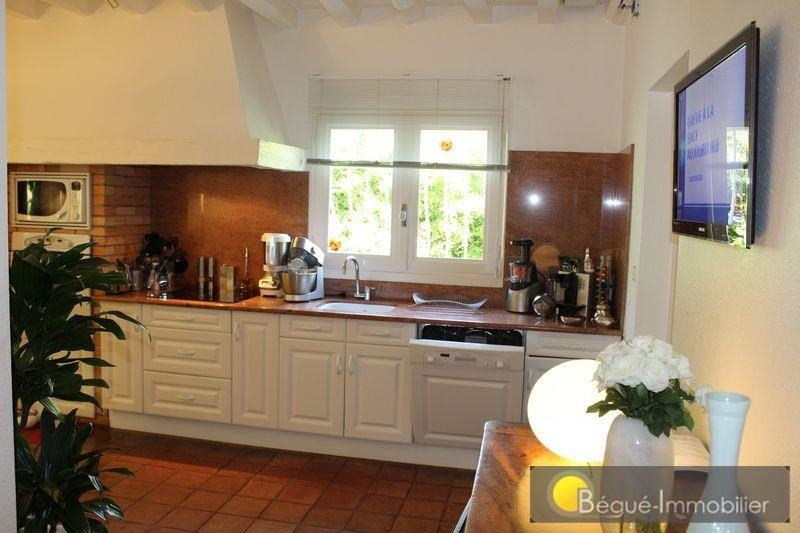 Vente de prestige maison / villa 5 mns pibrac 757000€ - Photo 4