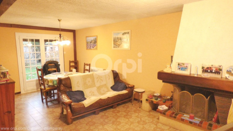 Sale house / villa Fleury sur andelle 170000€ - Picture 2