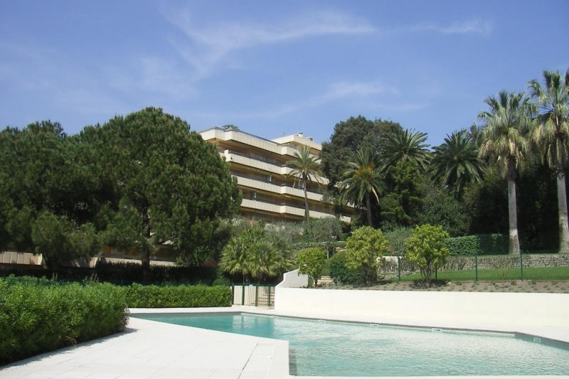 Location vacances appartement Cap d'antibes 650€ - Photo 1