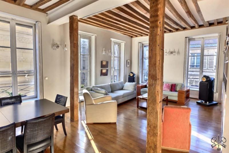 Deluxe sale apartment Paris 6ème 3100000€ - Picture 3