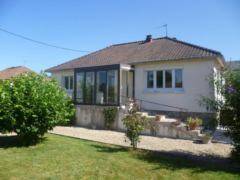 Sale house / villa Beuzeville 157 500€ - Picture 1