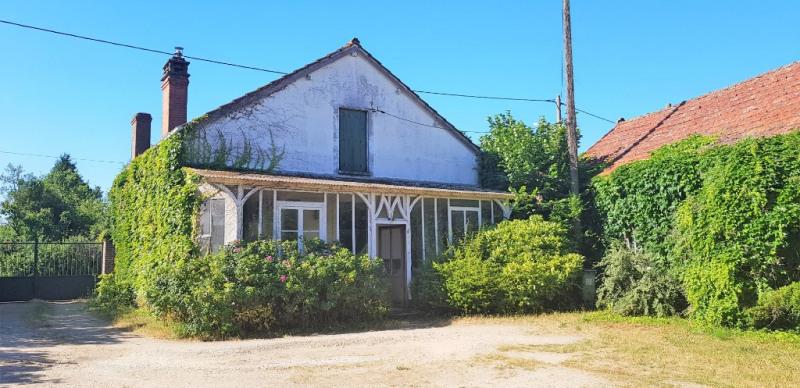 Vente maison / villa Tigy 118800€ - Photo 2