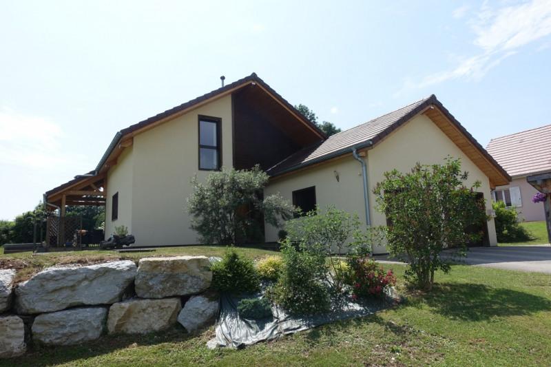 Vente maison / villa La chaux-du-dombief 323000€ - Photo 1