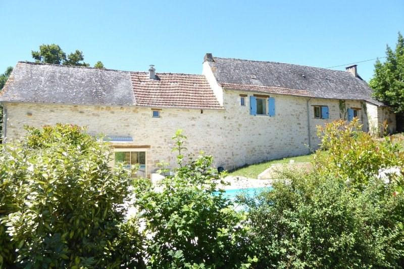 Sale house / villa Terrasson lavilledieu 430000€ - Picture 2